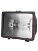 VISTA 10020 - Outdoor Halogen Floodlight - 500W - Bronze